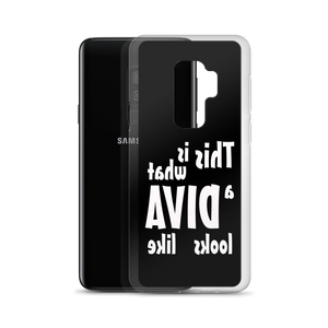 ABlyth Samsung Case, Fun Series: This is What a Diva Looks Like