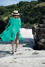 Womens Chiffon Swimwear Coverup