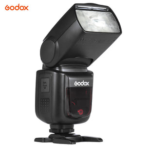 Godox V850II GN60 2.4G Wirless X System Speedlite w/ Li-ion Battery Flash Light for DSLR Cameras