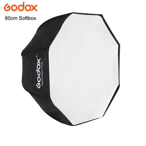 Godox Photo 80cm Octagon Umbrella Softbox Umbrella Reflector for Photography Studio Flash Speedlite
