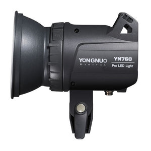 NEW YONGNUO YN760 LED Studio Light Lamp with 5500K Color Temperature and Adjustable Brightness for the Camera Camcorder