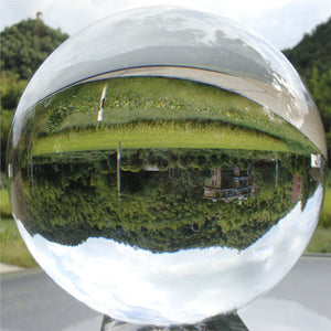 Crystal Ball & Photography Prop; Glass Sphere