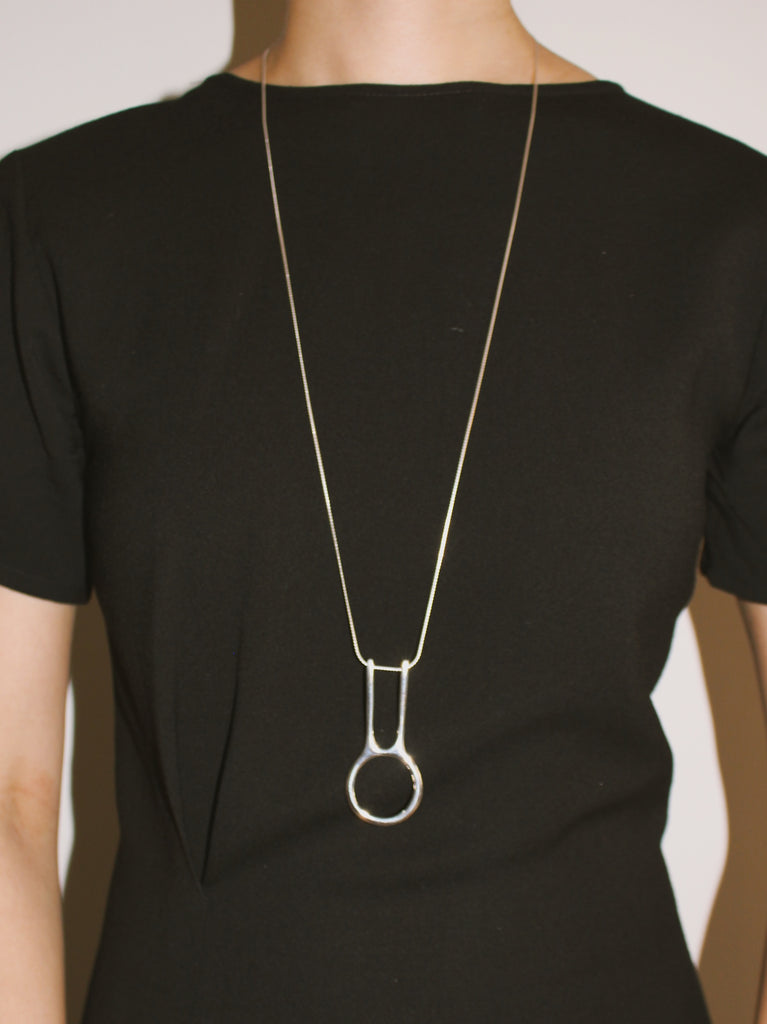 Lupa necklace