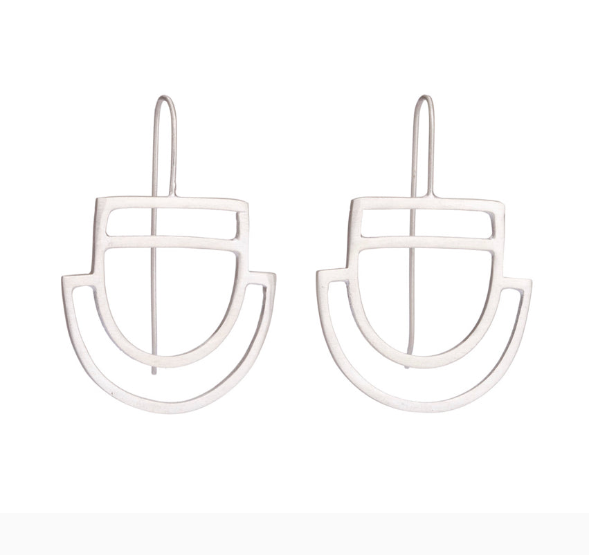 CASEY earrings -.925 silver