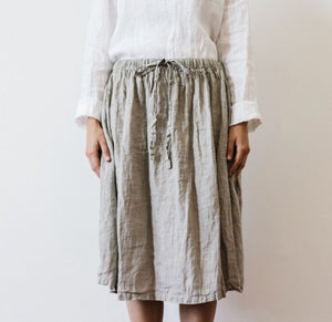 Metta linen skirt By METTA MELBOURNE