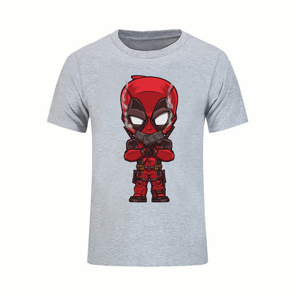 ... Deadpool Cartoon T  Shirt ...