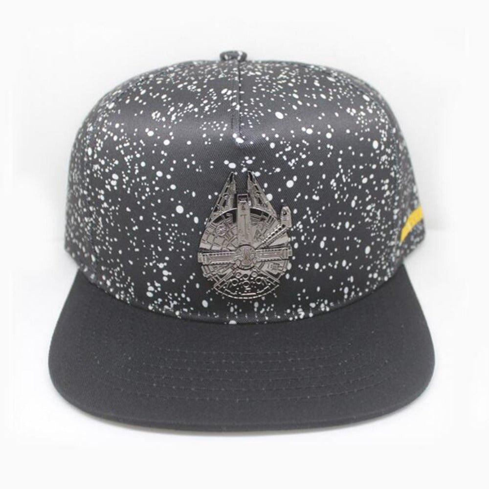 wholesale dealer cc7c5 8d86d ... greece star wars millennium falcon snapback cap 62ec6 4a97c