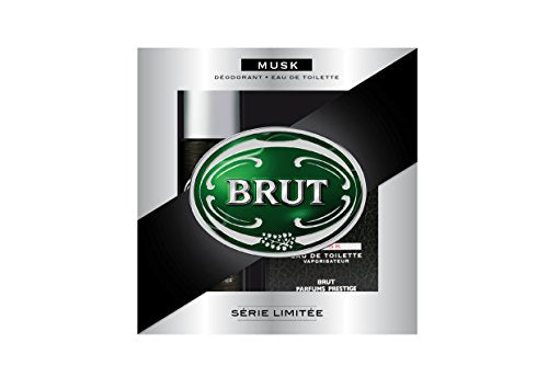 BRUT GIFTPACK DEO+EDT MUSK
