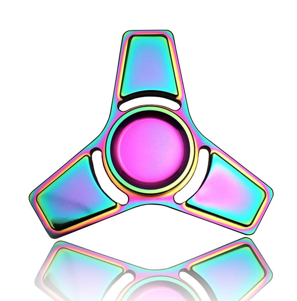 Electroplating Metal Fidget Spinner