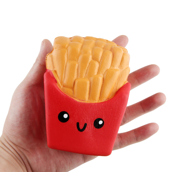 French Fries Slow Rising Jumbo Squishes
