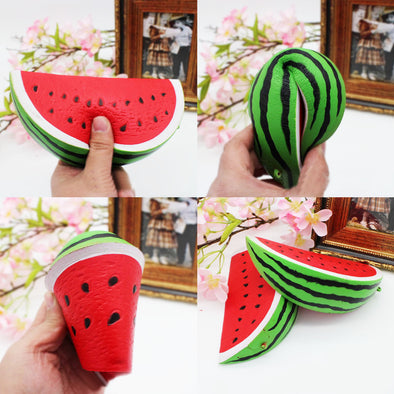 Watermelon Slow Rising Kawai Squishy