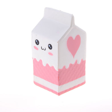 13cm Milk Pack Slow Rising Kawaii Squishy