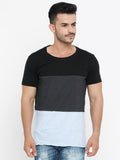 Color Blocked Tshirt