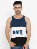 PAIN GAIN Sleeveless Tshirt