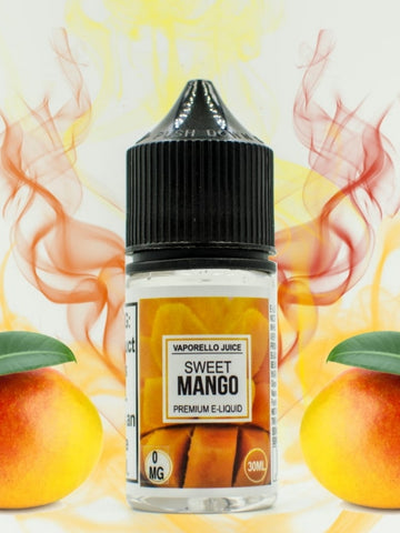 Vaporello Juice SWEET MANGO 50VG/50PG 30ML