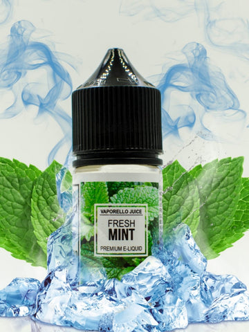 Vaporello Juice FRESH MINT 50VG /50PG 30ML - Vaporello.com