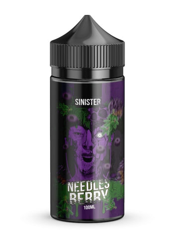 Sinister Needles Berry 100ml-E - liquid-Vaporello.com