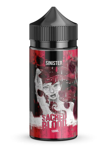 Sinister Sacred Blood 100ml-E - liquid-Vaporello.com
