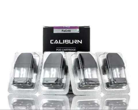 Uwell Caliburn Pods (4-Pack)