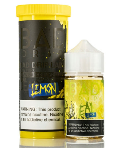 BAD DRIP Dead Lemon  60ml - Vaporello.com