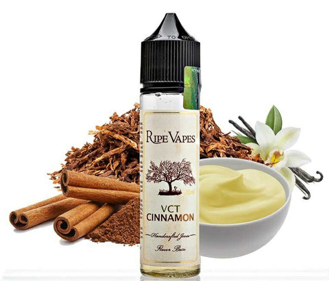 Ripe Vapes VCT Cinnamon 60ml - Vaporello.com