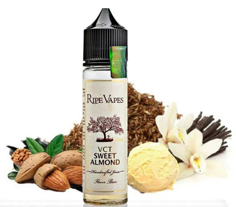 Ripe Vapes VCT Sweet Almond 60ml - Vaporello.com
