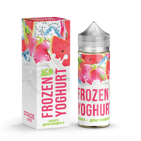 FROZEN YOGHURT Watermelon Dragonfruit 120ml