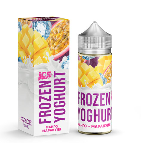 FROZEN YOGHURT Mango Passion  120ml