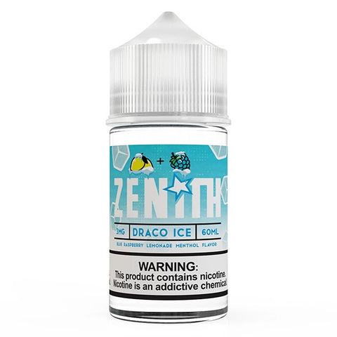 Zenith Draco in Ice 60ml - Vaporello.com