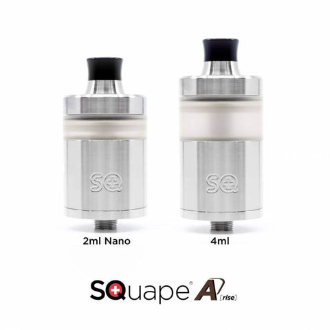 SQuape A[rise] RTA 4ml by StattQualm - Vaporello.com