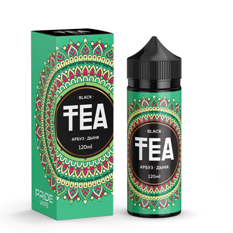 TEA BLACK  Watermelon Melon 120ml - Vaporello.com