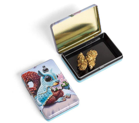 REALLEAF 420 Stash Box - Vaporello.com