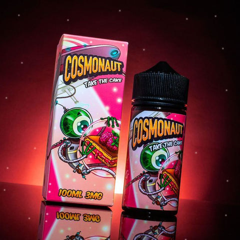 Cosmonaut TAKE THE CAKE 100ml