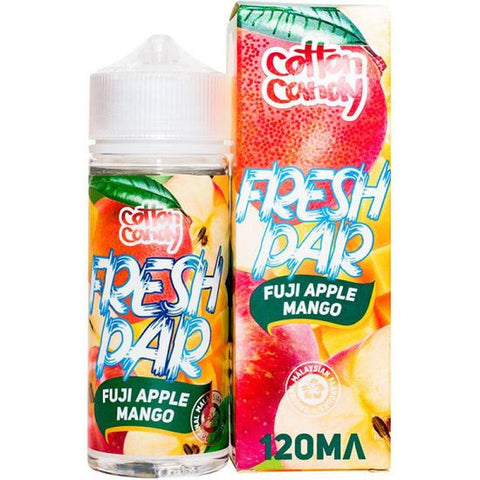 Cotton Candy Fresh Par Fuji Apple Mango 120ml
