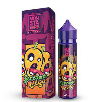 Monsta Vape Screamo Mango 60ml