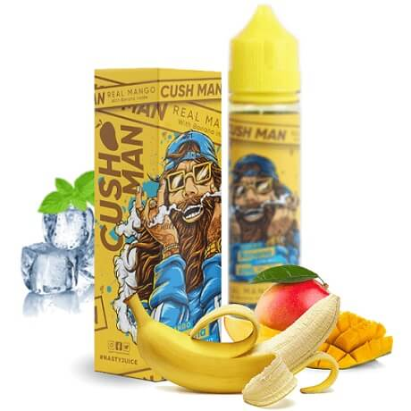 Nasty Juice Cush Man Mango Banana 60ml