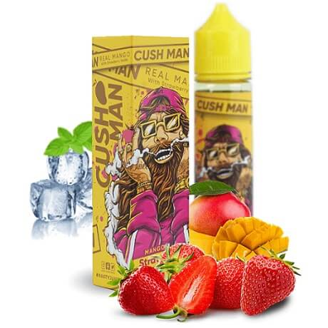 Nasty Juice Cush Man Mango Strawberry 60ml