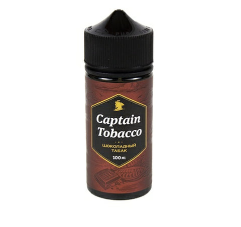 Captain Tobacco Chocolate 100ml