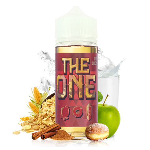 Beard Vape The One Apple 100ml - Vaporello.com