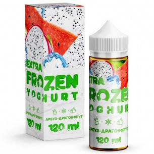 EXTRA FROZEN YOGHURT Watermelon Dragonfruit 120ml-E - liquid-Vaporello.com