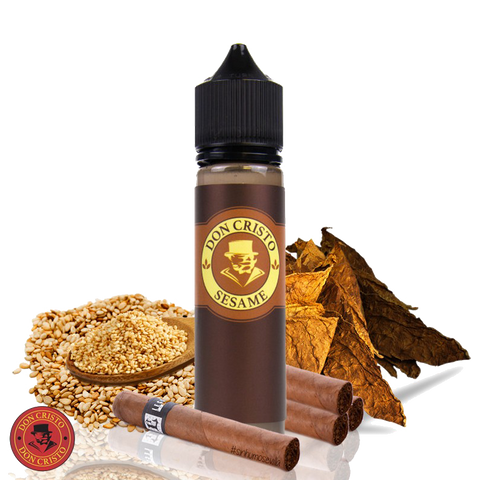 Don Cristo Sesame 50ml - Vaporello.com