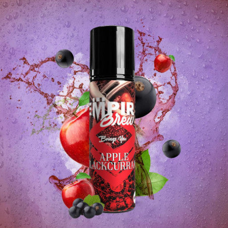 EMPIRE BREW APPLE BLACKCURRANT 60ml