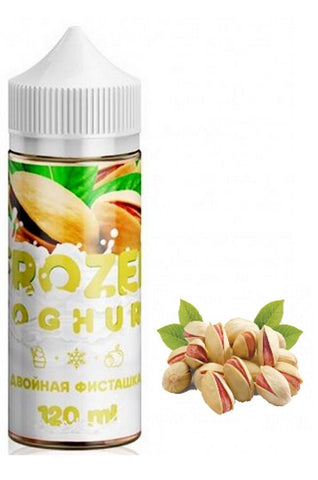New Frozen Yoghurt Double Pistachio 120ml-E - liquid-Vaporello.com