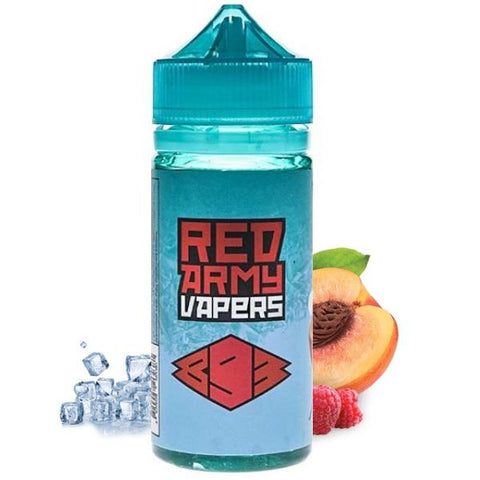 GLITCH SAUCE ICED OUT RED ARMY 893 100ml