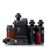 Vaporesso Swag PX80 Pod Mod Kit 80W External 18650 Battery