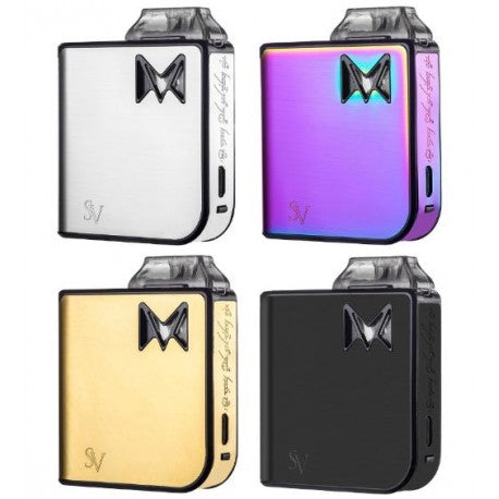 Mi-Pod Starter Kit Metal Collection-Pod Systems-Vaporello.com