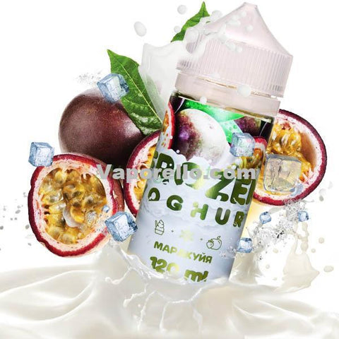 FROZEN YOGHURT Passion fruit 120ml - Vaporello.com