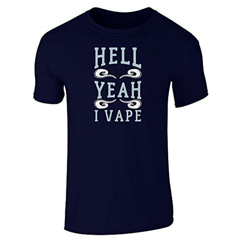 Vape Personality Cotton Men's T-Shirt-Vape Fashion-Vaporello.com