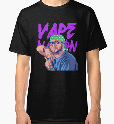 Vape Nation High Quality Cotton Men's T-Shirt-Vape Fashion-Vaporello.com
