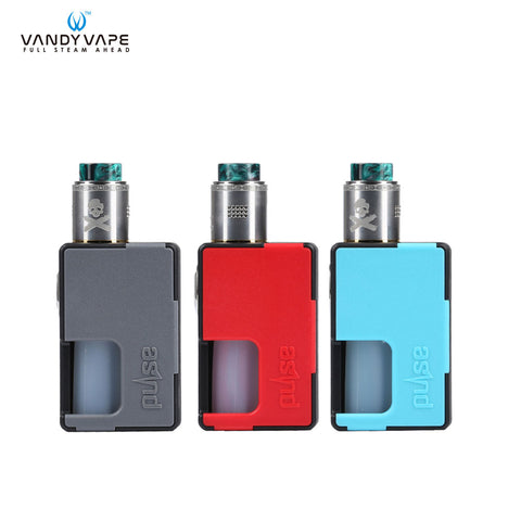 Vandy vape Pulse BF BOX Mod with Vandy vape Bonza RDA